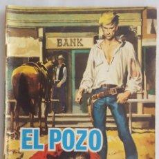 Tebeos: NOVELA OESTE / SIOUX / EL POZO / EDICIONES TORAY Nº 118 1968. Lote 156567194