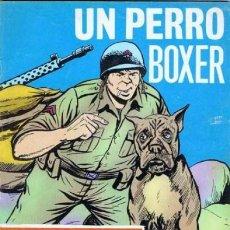 BDs: HAZAÑAS BÉLICAS- GORILA- Nº 242 -UN PERRO BOXER-GRAN ALAN DOYER-1968-DIFÍCIL-BUENO-LEAN-0584. Lote 156658874