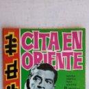 Tebeos: ESPIONAJE Nº 8 - DIBUJOS A. PÉREZ CARRILLO - 1965 EDI. TORAY. Lote 157099030