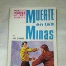 Tebeos: MUERTE EN MINAS. Lote 157385212