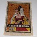 Tebeos: ANTIGUO COMIC CUENTOS DE LA ABUELITA Nº 85 - LA CAJITA DE HIERRO - ED. TORAY AÑOS 50 . Lote 157808078