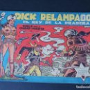 Tebeos: DICK RELAMPAGO Nº 20 ( ORIGINAL AÑO 1959 ) ED. TORAY / IRANZO / SIN USAR. Lote 157809782