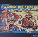 Tebeos: DICK RELAMPAGO Nº 24 ( ORIGINAL AÑO 1959 ) ED. TORAY / IRANZO / SIN USAR. Lote 157810166