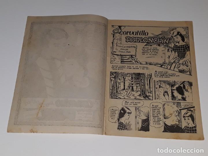 Tebeos: ANTIGUO COMIC CUENTOS DE LA ABUELITA Nº 78 - EL CERVATILLO PARLANCHIN - ED. TORAY AÑOS 50 - Foto 6 - 225110040