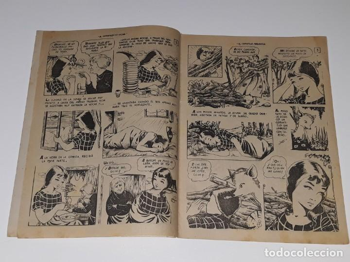 Tebeos: ANTIGUO COMIC CUENTOS DE LA ABUELITA Nº 78 - EL CERVATILLO PARLANCHIN - ED. TORAY AÑOS 50 - Foto 2 - 225110040