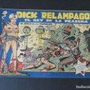 Tebeos: DICK RELAMPAGO Nº 27 ( ORIGINAL AÑO 1959 ) ED. TORAY / IRANZO / SIN USAR / DIFICIL. Lote 157811382