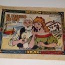 Tebeos: ANTIGUO COMIC COLECCION GRACIELA AÑO III Nº 110 - EL PECECITO DE ORO - ED. TORAY AÑOS 50. Lote 157812314