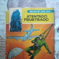 Tebeos: OCURRIO UNA VEZ Nº 2. Lote 157812654