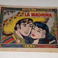 Tebeos: ANTIGUO COMIC COLECCION GRACIELA Nº 22 - LA MADRINA - ED. TORAY AÑOS 50. Lote 157813710