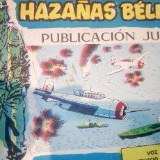 BDs: HAZAÑAS BÉLICAS 342. Lote 157956998