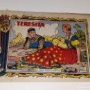 Tebeos: ANTIGUO COMIC COLECCION ALICIA AÑO III Nº 129 - TERESITA - ED. TORAY AÑOS 50. Lote 158199378