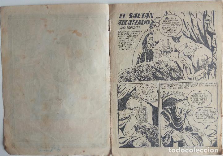 Tebeos: CUENTO DE LA ABUELITA Nº 89 - EL SULTÁN HECHIZADO - Foto 2 - 158222458
