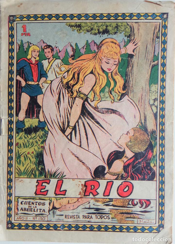 CUENTOS DE LA ABUELITA Nº 130 - EL RIO (Tebeos y Comics - Toray - Cuentos de la Abuelita)