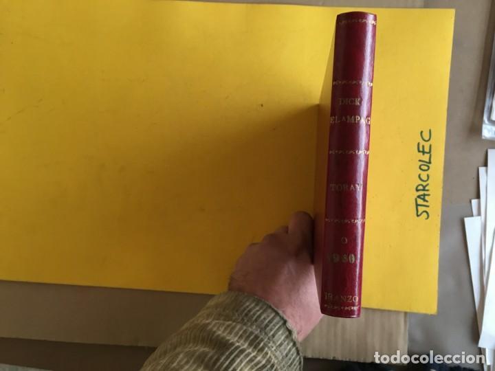 Tebeos: DICK RELAMPAGO. 1 TOMO con 27 Nº. AÑO 1962. EDITORIAL TORAY - Foto 2 - 158236650