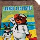 Tebeos: BARCO A LA VISTA,EDIC TORAY. Lote 158408686
