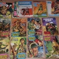 Tebeos: 33 COMICS NOVELA GRÁFICA HAZAÑAS BELICAS RELATOS DE GUERRA BRIGADA SECRETA. Lote 158451090