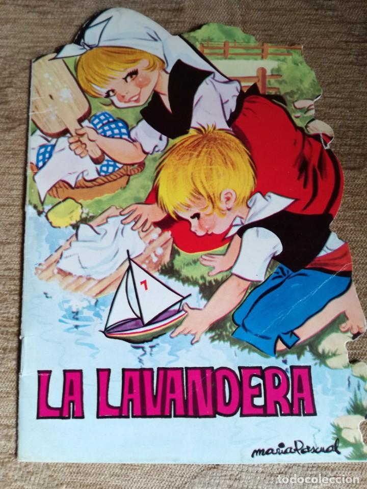 CUENTO TROQUELADO «LA LAVANDERA» (Tebeos y Comics - Toray - Otros)