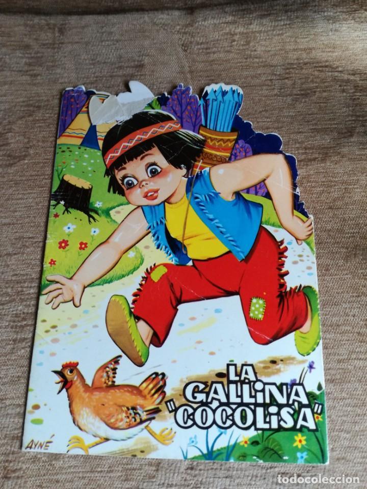 CUENTO TROQUELADO «LA GALLINA COCOLISA» (Tebeos y Comics - Toray - Otros)