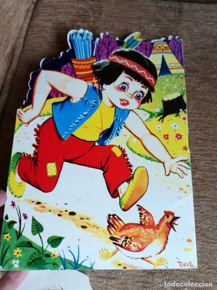 Tebeos: Cuento Troquelado «La gallina cocolisa» - Foto 3 - 158690446