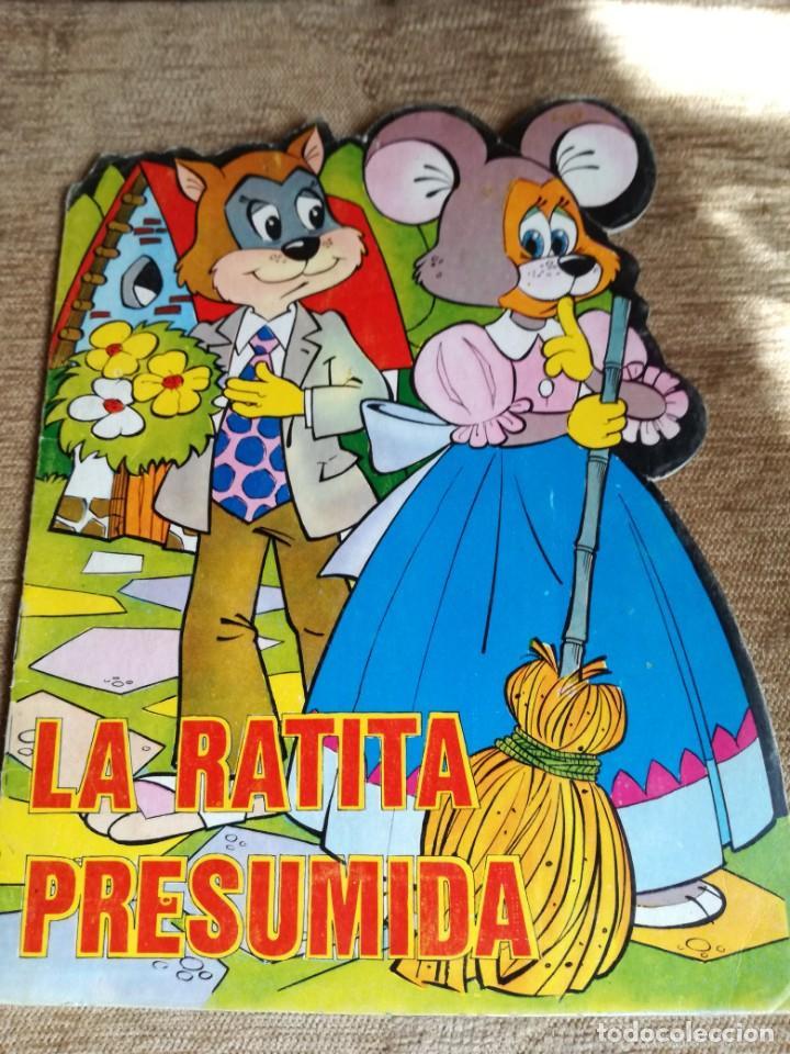 CUENTO TROQUELADOS CLÁSICOS «LA RATITA PRESUMIDA» (Tebeos y Comics - Toray - Otros)