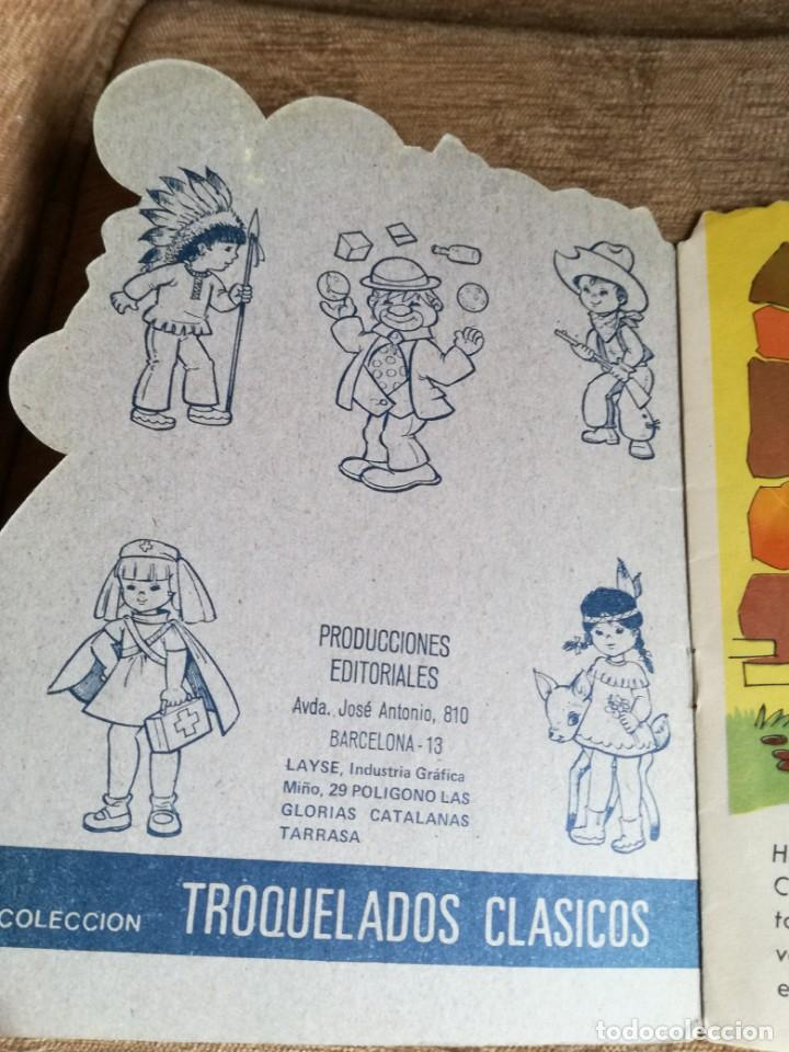 Tebeos: Cuento troquelados clásicos «La ratita presumida» - Foto 2 - 158691386