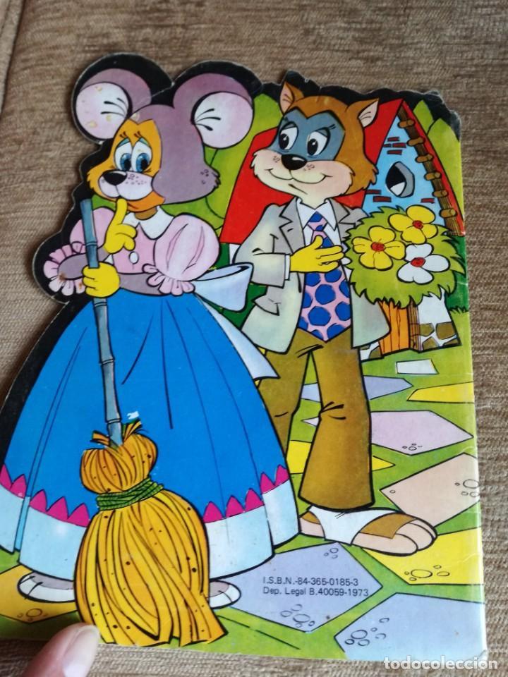 Tebeos: Cuento troquelados clásicos «La ratita presumida» - Foto 3 - 158691386