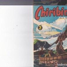 Tebeos: CHIRIBIN AÑO III1963Nº30. Lote 158775954