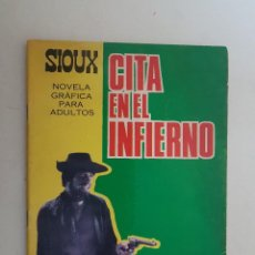 Tebeos: SIOUX. Nº 78. TORAY.. Lote 159139426