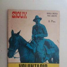 Tebeos: SIOUX. Nº 81. TORAY.. Lote 159149314