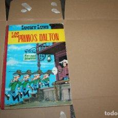 Tebeos: LUCKY LUKE, LOS PRIMOS DALTON, TAPA DURA, EDITORIAL TORAY. Lote 159239478