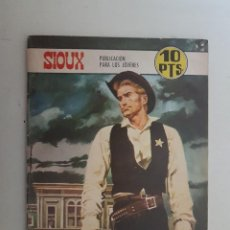 Tebeos: SIOUX. Nº 123. TORAY.. Lote 159264262