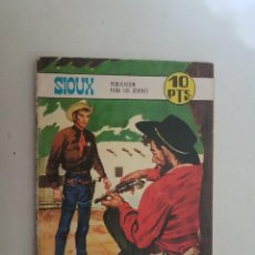 Tebeos: SIOUX. Nº 106. TORAY.. Lote 159269658