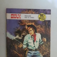 Tebeos: SIOUX. Nº 109. TORAY.. Lote 159269898
