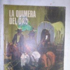 Tebeos: SIOUX - Nº 164 -LA QUIMERA DE ORO - 1970- GRAN LUIS RAMOS- CORRECTO- MUY DIFÍCIL- LEAN- 0759. Lote 159302798