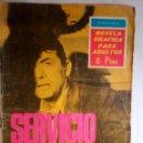 Tebeos: ESPIONAJE- Nº 30 - SERVICIO ESPECIAL- 1966-CURIOSO JOSÉ JULVE- CORRECTO-DIFÍCIL-LEAN-0770. Lote 159524370
