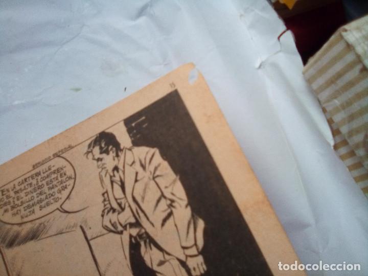 Tebeos: ESPIONAJE- Nº 30 - SERVICIO ESPECIAL- 1966-CURIOSO JOSÉ JULVE- CORRECTO-DIFÍCIL-LEAN-0770 - Foto 3 - 159524370