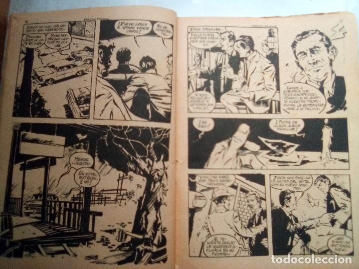 Tebeos: ESPIONAJE- Nº 30 - SERVICIO ESPECIAL- 1966-CURIOSO JOSÉ JULVE- CORRECTO-DIFÍCIL-LEAN-0770 - Foto 4 - 159524370