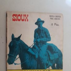 Tebeos: SIOUX. Nº 81. TORAY.. Lote 159562006