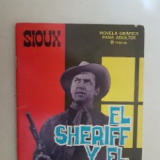Tebeos: SIOUX. Nº 64. TORAY.. Lote 159564918