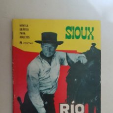 Tebeos: SIOUX. Nº 56. TORAY.. Lote 159566038