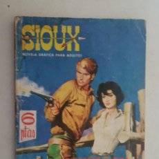 Tebeos: SIOUX. Nº 2. TORAY.. Lote 159571410