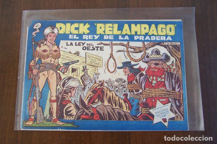 DICK RELÁMPAGO Nº 26 (Tebeos y Comics - Toray - Dick Relampago)