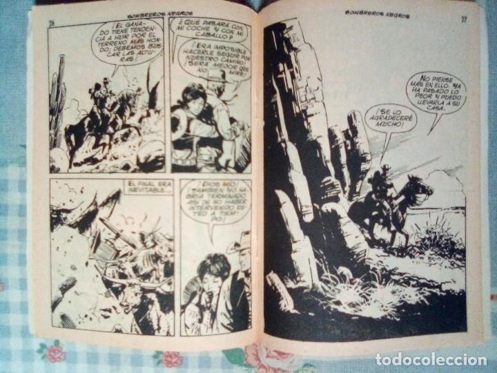 Tebeos: SIOUX - Nº 179 -SOMBREROS NEGROS - 1971- GRAN JOSÉ DUARTE-MUY BUENO- MUY DIFÍCIL- LEAN- 0815 - Foto 3 - 159785310
