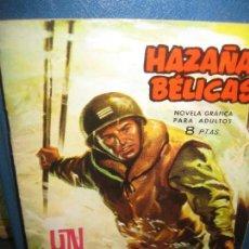 Tebeos: HAZAÑAS BELICAS Nº 92. EDICIONES TORAY 1964.. Lote 159994878
