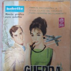 Tebeos: BABETTE GUERRA PRIVADA. Lote 160022230