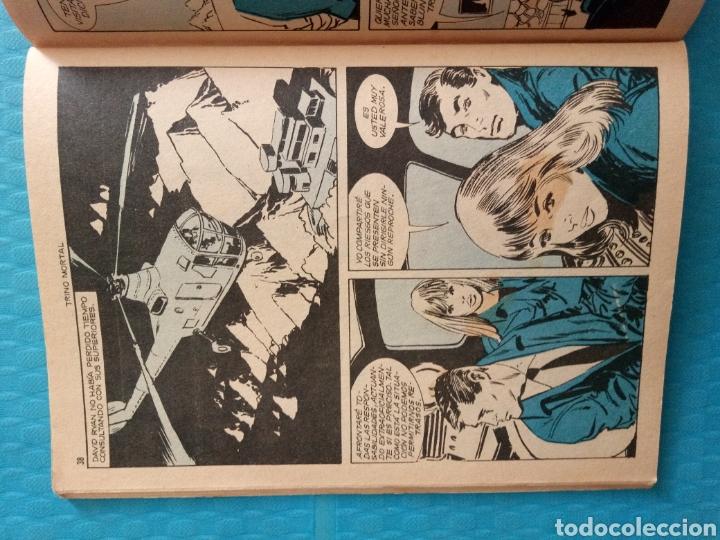 Tebeos: TRINO MORTAL AÑO 1967 EDICIONES TORAY ESPIONAJE NOVELA GRÁFICA PARA ADULTOS 10 PESETAS - Foto 7 - 160143868