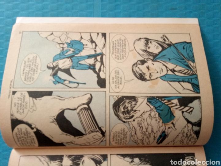 Tebeos: TRINO MORTAL AÑO 1967 EDICIONES TORAY ESPIONAJE NOVELA GRÁFICA PARA ADULTOS 10 PESETAS - Foto 8 - 160143868