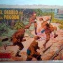 Tebeos: HAZAÑAS BÉLICAS- II- Nº 218 - EL DIABLO DE LA PAGODA-GRAN BOIXCAR-1958-BUENO-DIFÍCIL-LEAN-0841. Lote 160177286