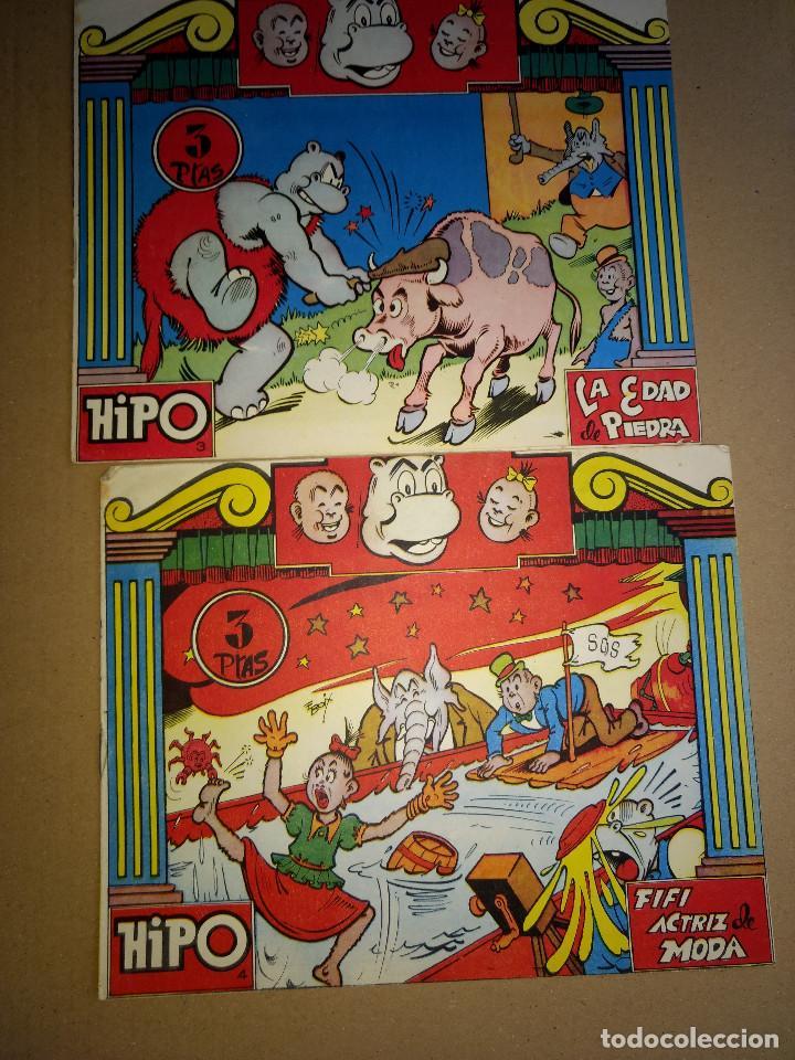 HIPO MONITO Y FIFI - NUMEROS 3-4 - ORIGINAL AÑO 1962 ED. MARCO (Tebeos y Comics - Toray - Otros)