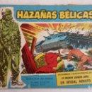 Tebeos: HAZAÑAS BELICAS EXTRA AZUL Nº 210 - BOIXCAR - BOIX - 32 PGS.. Lote 160187054